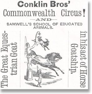 Conklin Brothers 1872