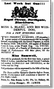 Blackburn Standard 23 May 1838