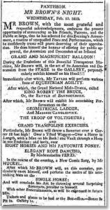 Caledonian Mercury 6 February 1819