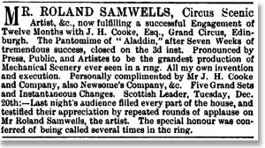 The Era 11 February 1888