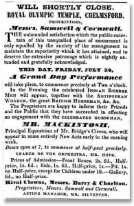 Essex Standard 24 July 1840